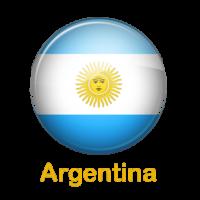 Argentina pin